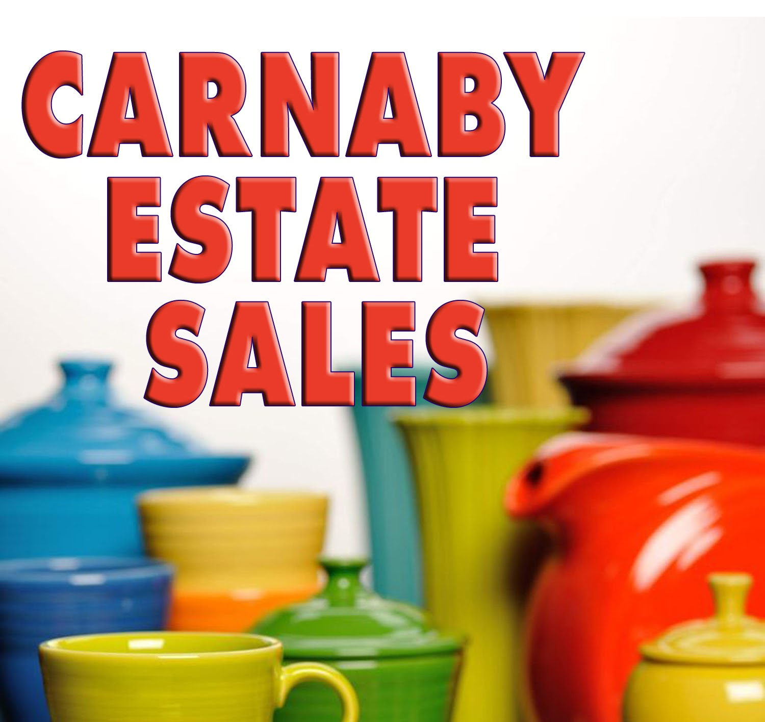 Carnaby Estate Sales - cover photo