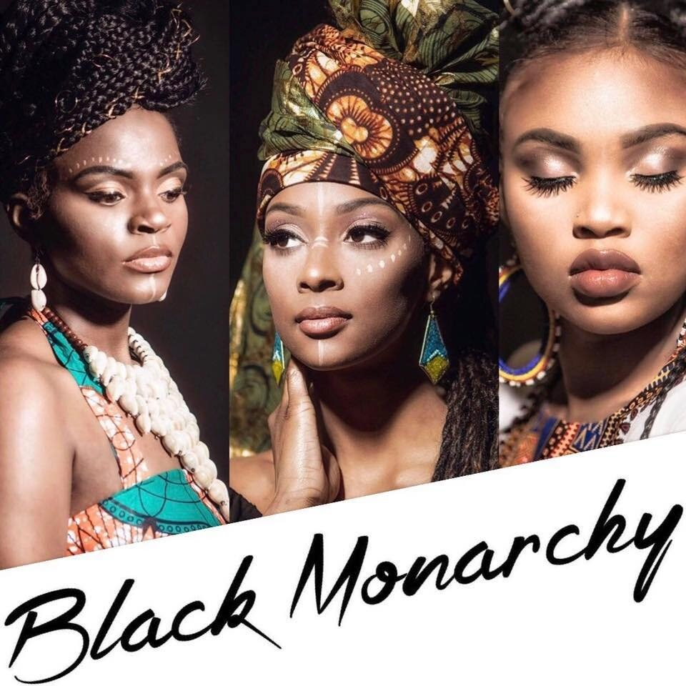 Black Monarchy - cover photo