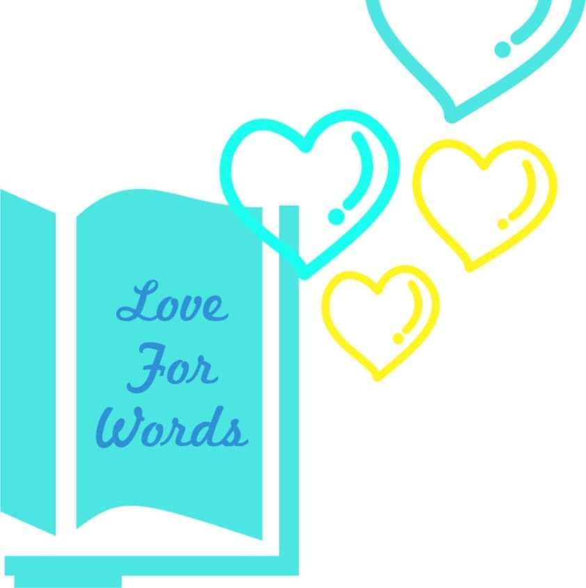 Love for Words - cover photo